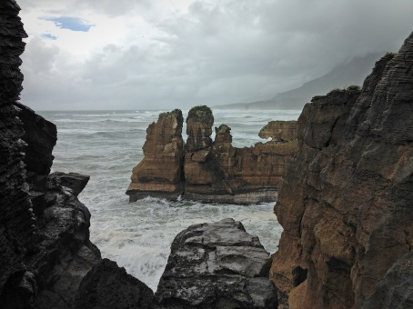 Pancake Rocks, New Zealand 16596837643