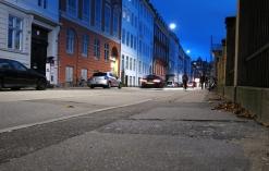 Street at Dusk 17029457900