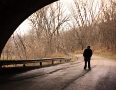 Under a bridge 4280630356